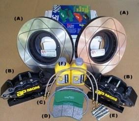 RPi Engineering - V8 Engine - Suspension