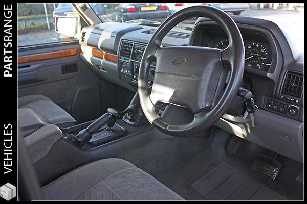 1994 Land Rover Range Rover Vogue Classic Softdash 4 Speed Auto Blue V8 Engine Ebay