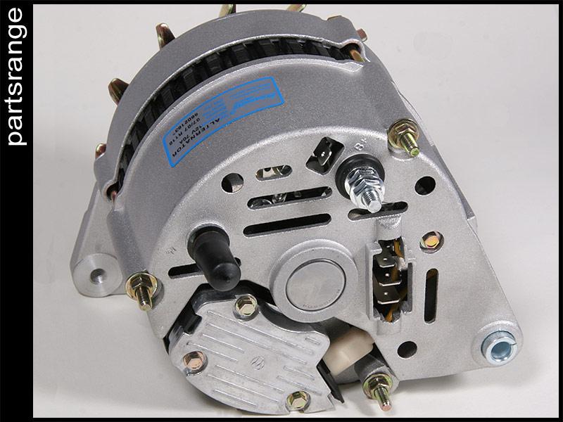 land rover v8 alternator range rover engine classic mg tvr sd1 70 amp ebay