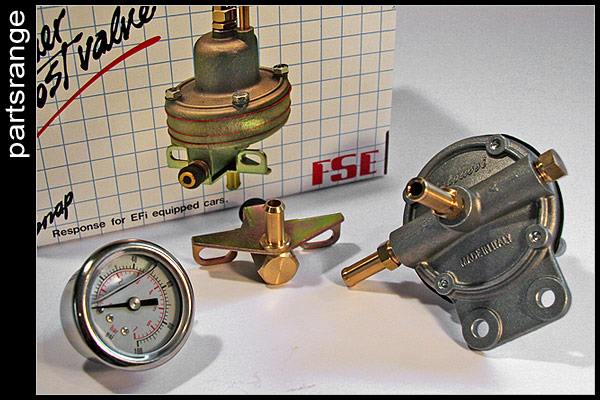 adjustable fuel pressure regulator installation instructions
